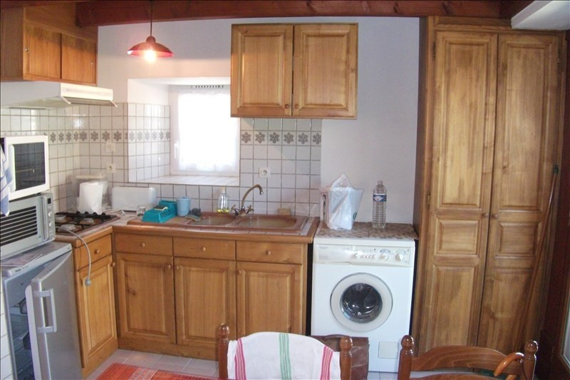 Sale house / villa Confort meilars 115500€ - Picture 5