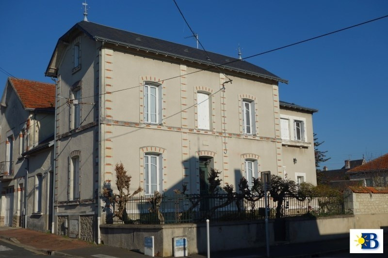 Vente maison / villa Chatellerault 196 100€ - Photo 1