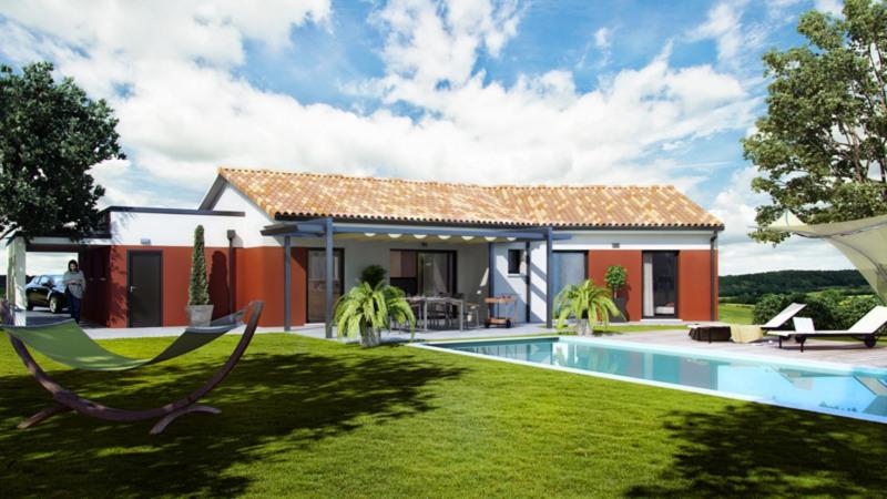 Maison  5 pièces + Terrain 800 m² Montbrun-Lauragais par CELIA CREATION