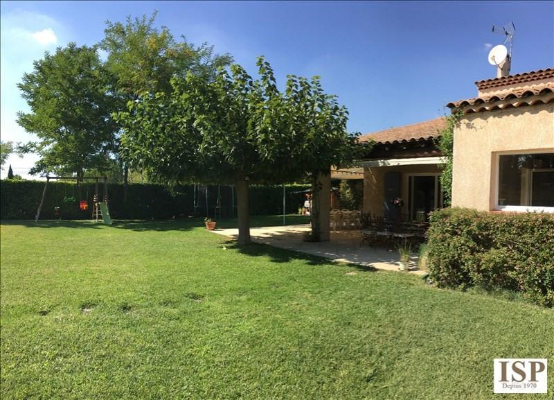 Vente de prestige maison / villa Les milles 655000€ - Photo 2
