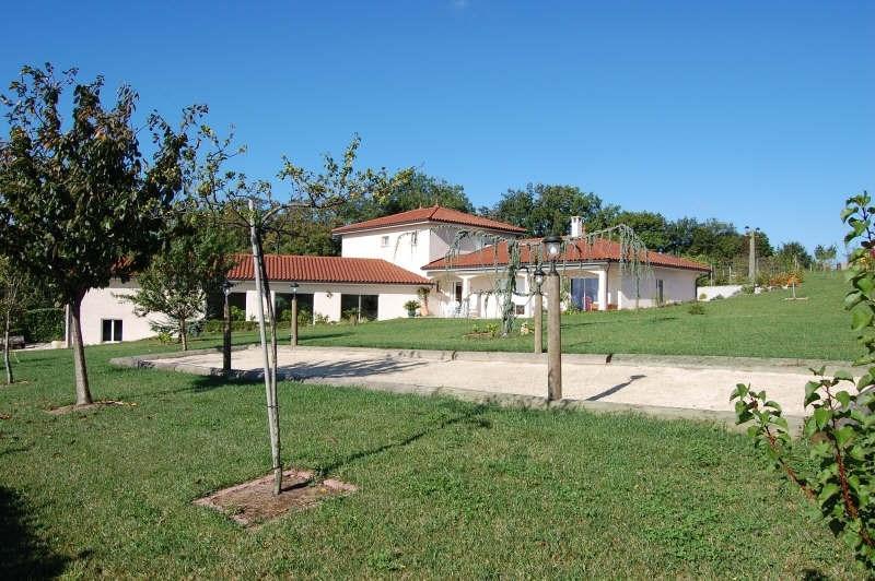Vente de prestige maison / villa St marcellin 598000€ - Photo 1