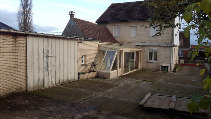 Sale house / villa Axe therouanne st omer 126000€ - Picture 1