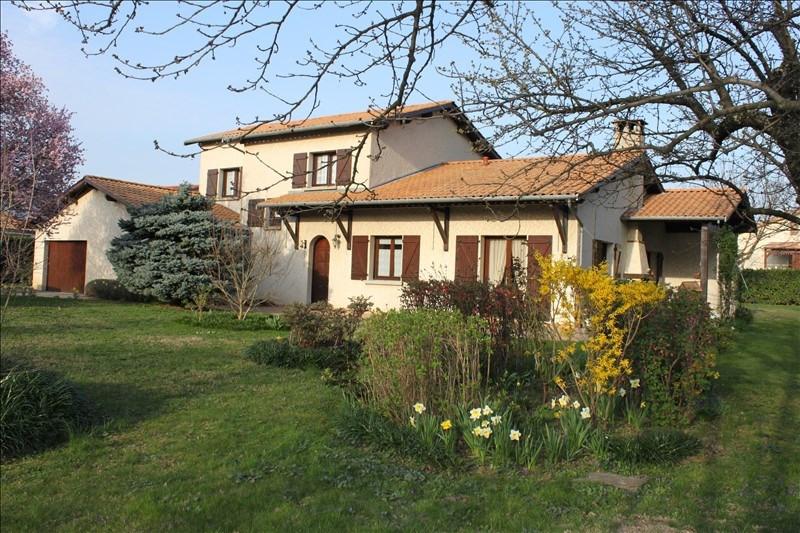 Vente maison / villa Chasse sur rhone 375000€ - Photo 3