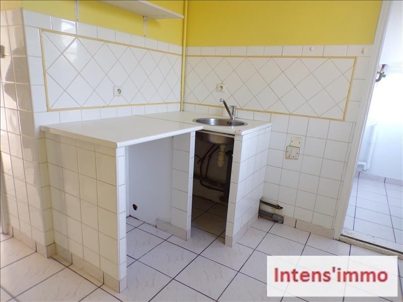 Rental apartment Romans sur isere 450€ CC - Picture 1