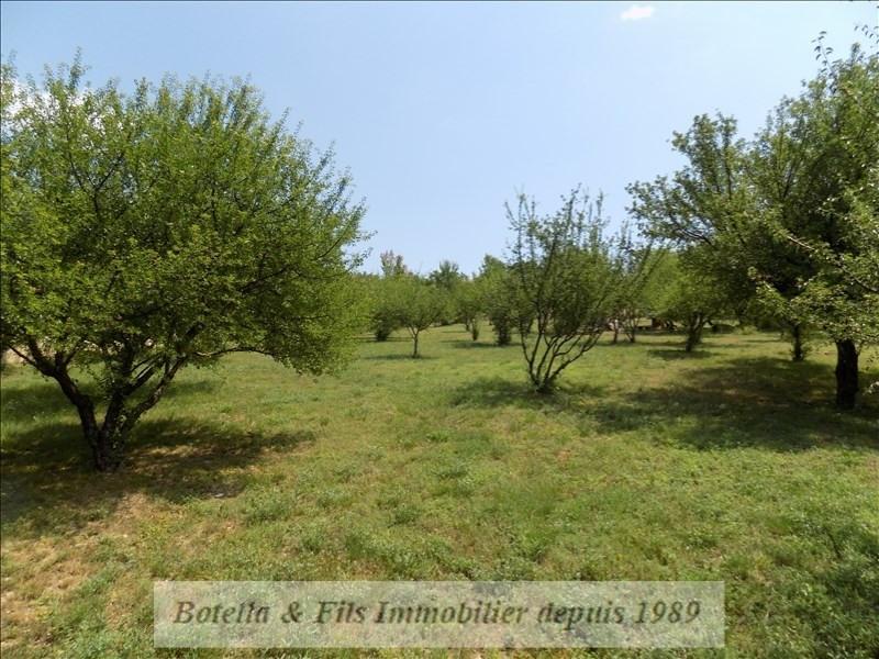 Vendita terreno Barjac 98000€ - Fotografia 2