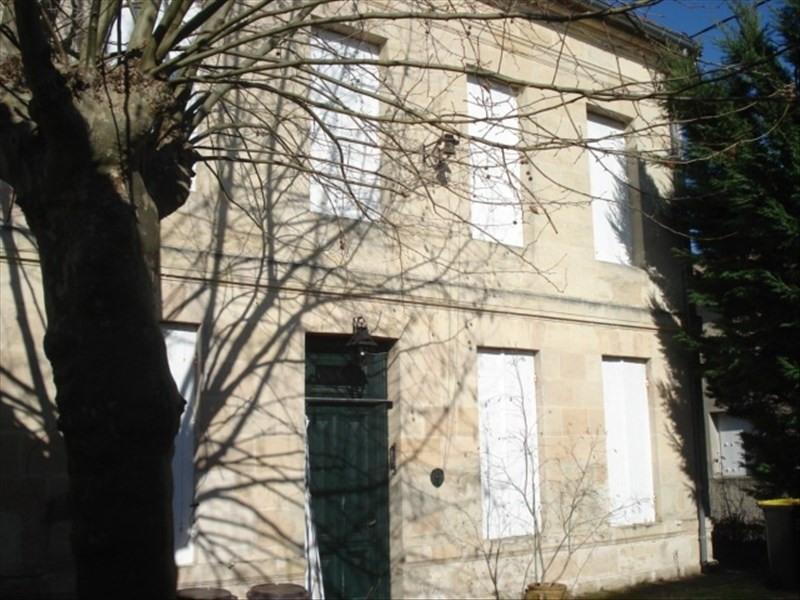 Vente maison / villa Moulis en medoc 294000€ - Photo 1