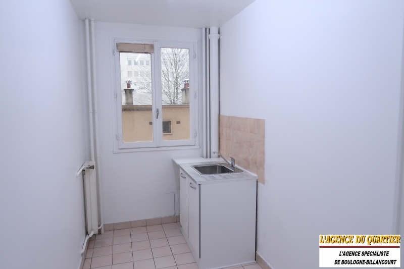 Alquiler  apartamento Boulogne billancourt 1150€ CC - Fotografía 2