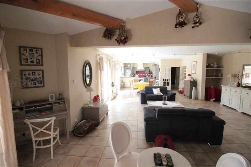 Deluxe sale house / villa Aubignan 638000€ - Picture 2