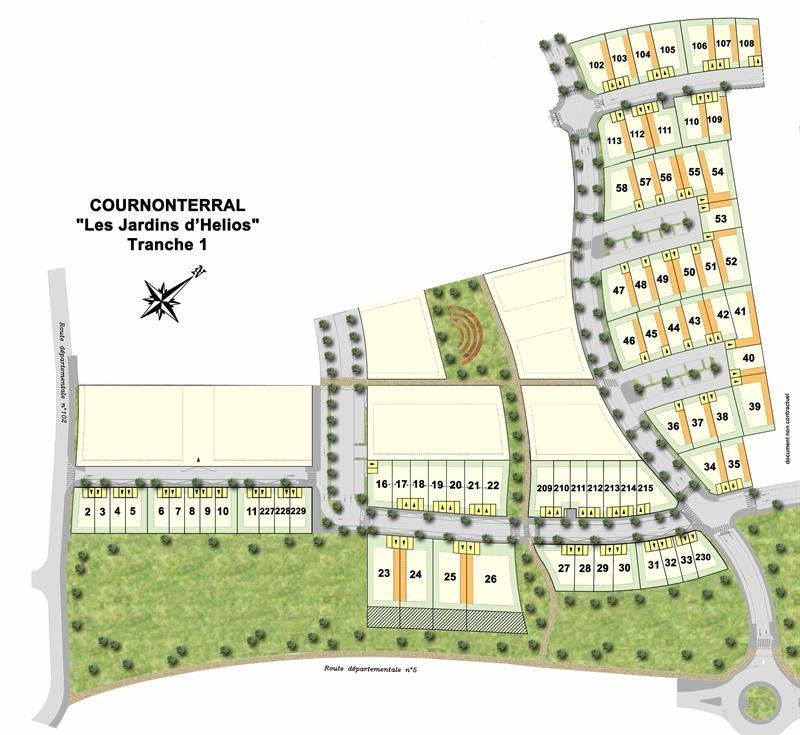 Maison  5 pièces + Terrain 300 m² Cournonterral par VILLAS TERRA SUD Franck VASILIC EIRL
