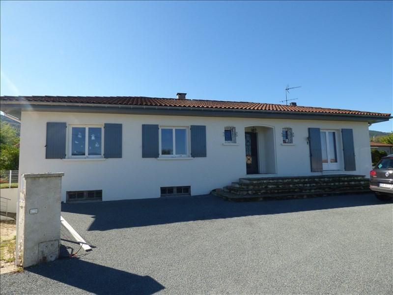 Vente maison / villa Secteur de mazamet 255000€ - Photo 1