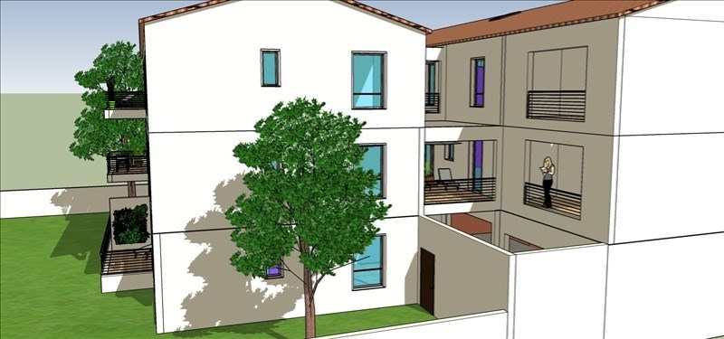 Vente appartement Marsillargues 128 000€ - Photo 3