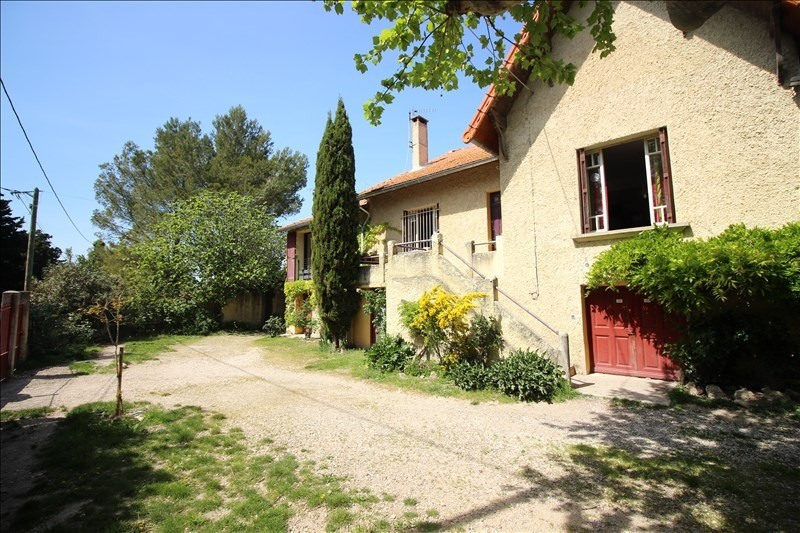 Vente maison / villa Monteux 299 000€ - Photo 2