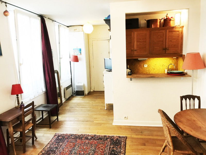 Vente appartement Paris 15ème 249000€ - Photo 1