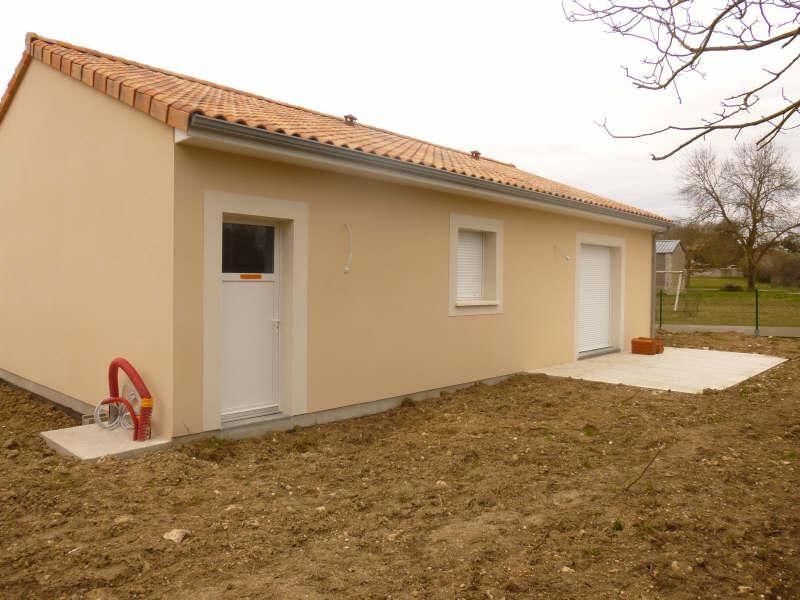 Location maison / villa Migne auxances 765€ CC - Photo 3