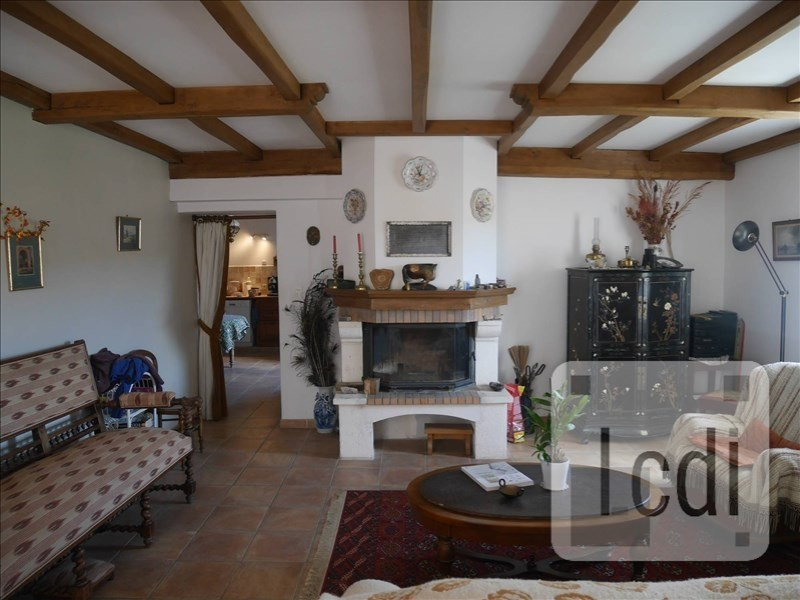 Vente maison / villa St julien les rosiers 450 000€ - Photo 4