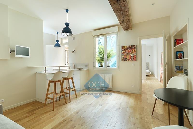 Sale apartment Paris 4ème 530000€ - Picture 4