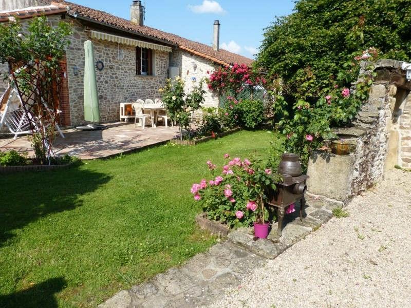 Location maison / villa Roussac 600€ CC - Photo 3