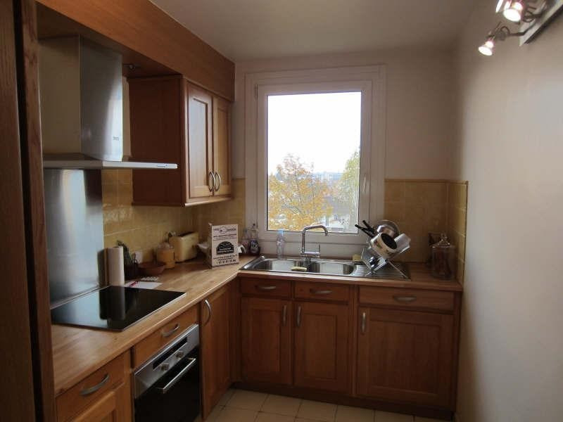 Sale apartment La varenne saint hilaire 397 500€ - Picture 3