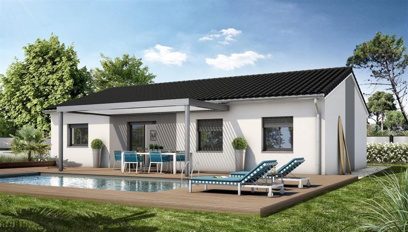 Maison  3 pièces + Terrain 390 m² Le Pouget par MAISONS BATI FRANCE BEZIERS