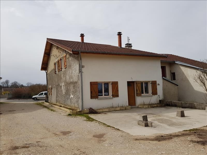 Location maison / villa Saint martin du fresne 850€ CC - Photo 2