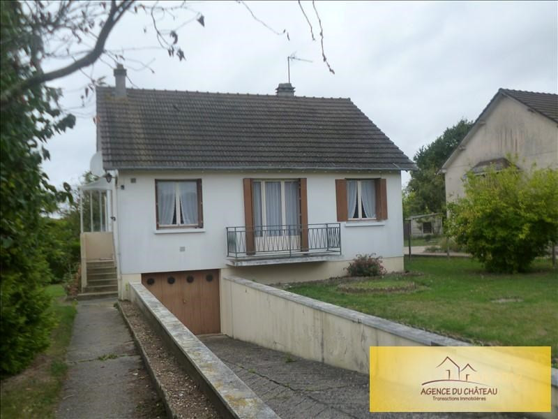 Vente maison / villa Breval 208000€ - Photo 1