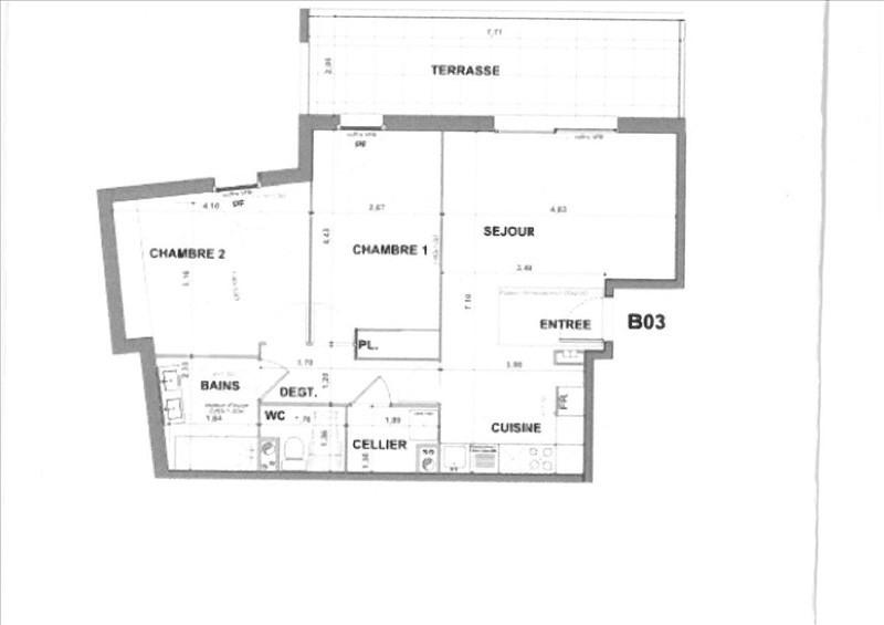 Deluxe sale apartment Bormes les mimosas 413000€ - Picture 2