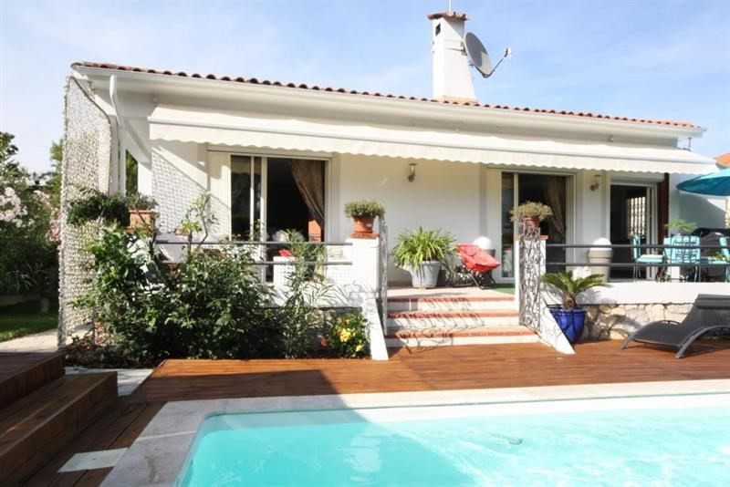 Vente maison / villa Juan les pins 995 000€ - Photo 2