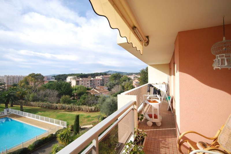 Sale apartment Antibes 265 000€ - Picture 2