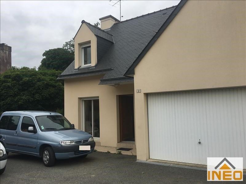 Location maison / villa St medard sur ille 715€ CC - Photo 1