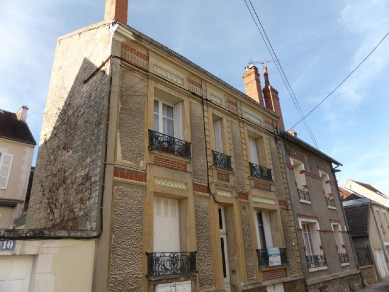 Rental apartment Auxerre 250€ CC - Picture 1
