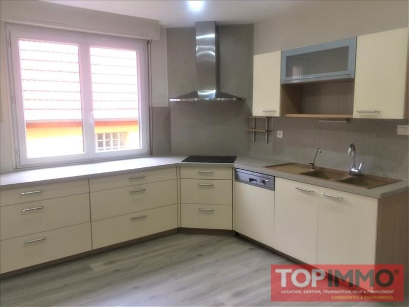 Sale apartment Horbourg-wihr 236 000€ - Picture 1