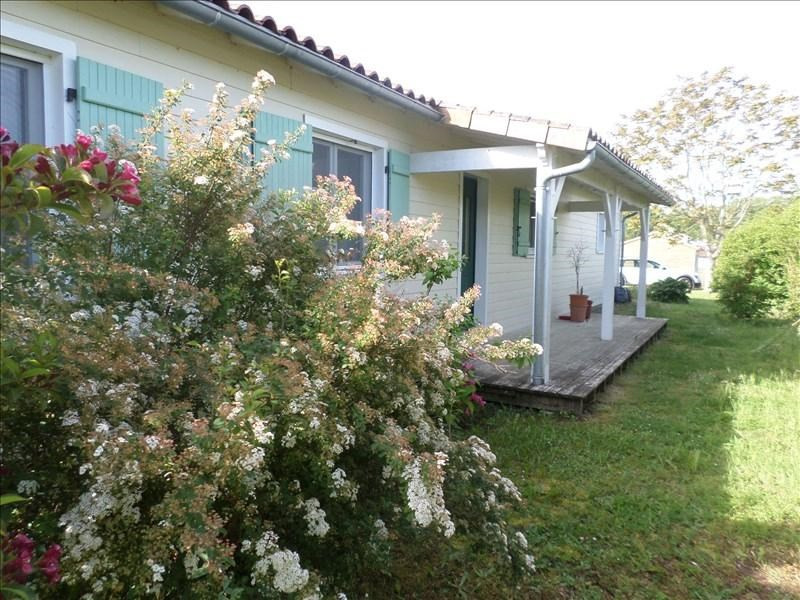 Vente maison / villa Civaux 146000€ - Photo 1