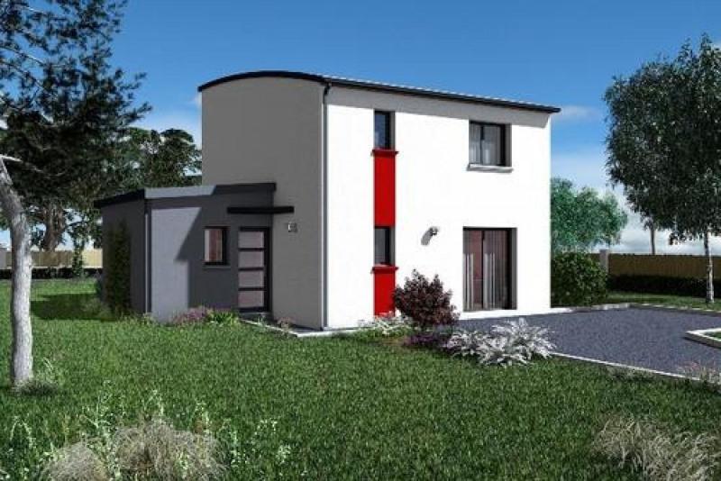 Maison  5 pièces + Terrain 505 m² Louroux-Béconnais par maisons PRIMEA