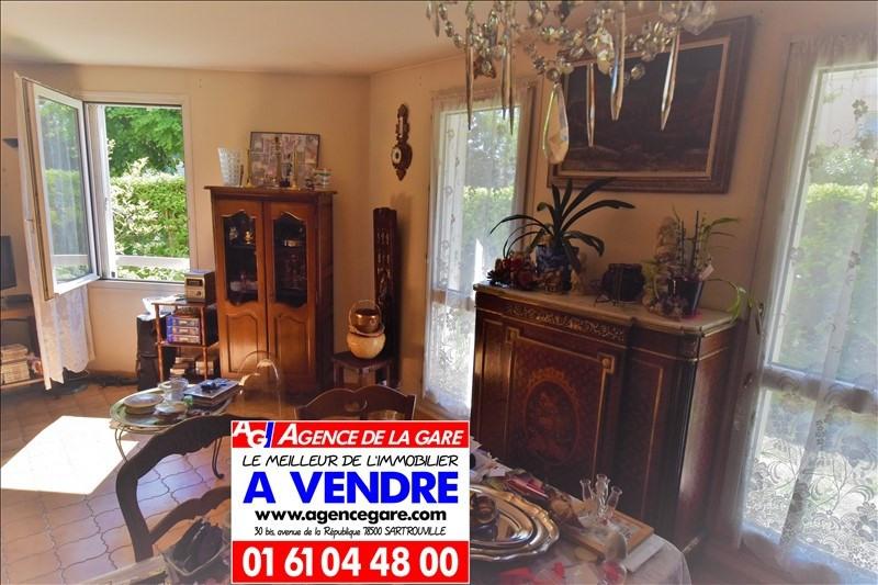 Vente appartement Sartrouville 212000€ - Photo 3