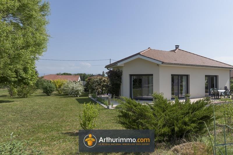 Sale house / villa Morestel 313000€ - Picture 3