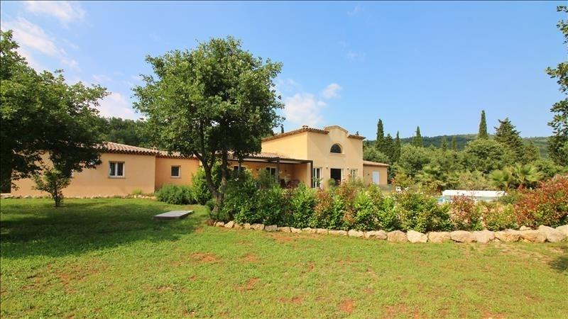 Vente de prestige maison / villa Saint cezaire sur siagne 735000€ - Photo 6