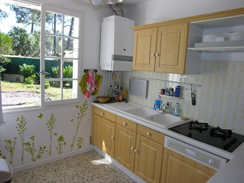 Vacation rental house / villa Lacanau 565€ - Picture 4