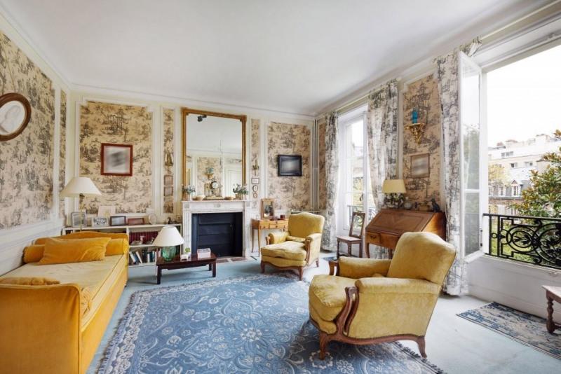 Immobile residenziali di prestigio casa Paris 16ème 5300000€ - Fotografia 11