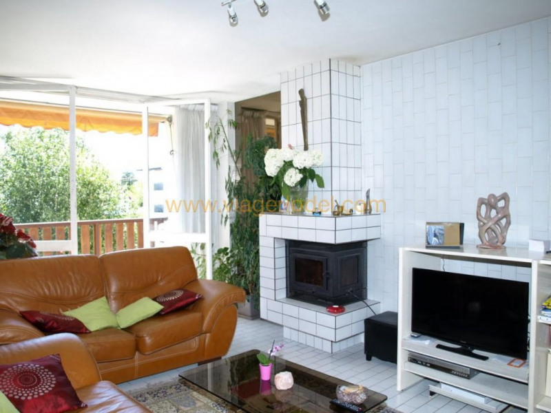 Viager appartement Annecy 75 000€ - Photo 1