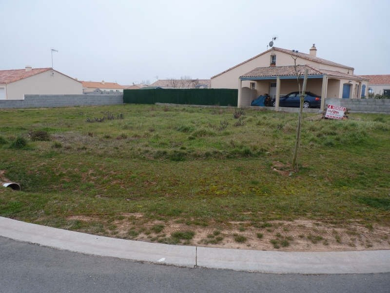 Vente terrain Angles 70 000€ - Photo 3