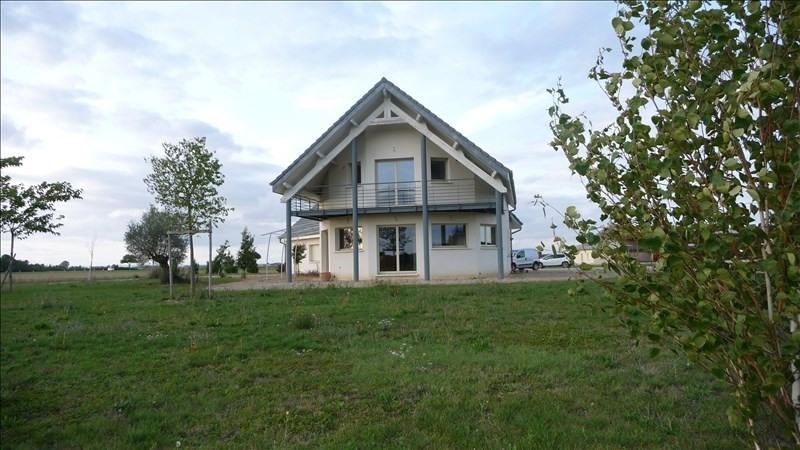 Sale house / villa Aiserey 357000€ - Picture 1