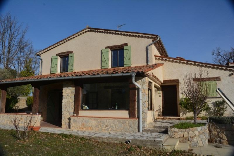 Revenda residencial de prestígio casa Montauroux 470000€ - Fotografia 4