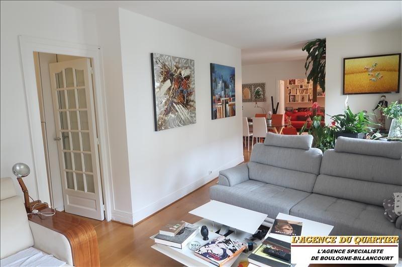 Revenda apartamento Boulogne-billancourt 999000€ - Fotografia 3