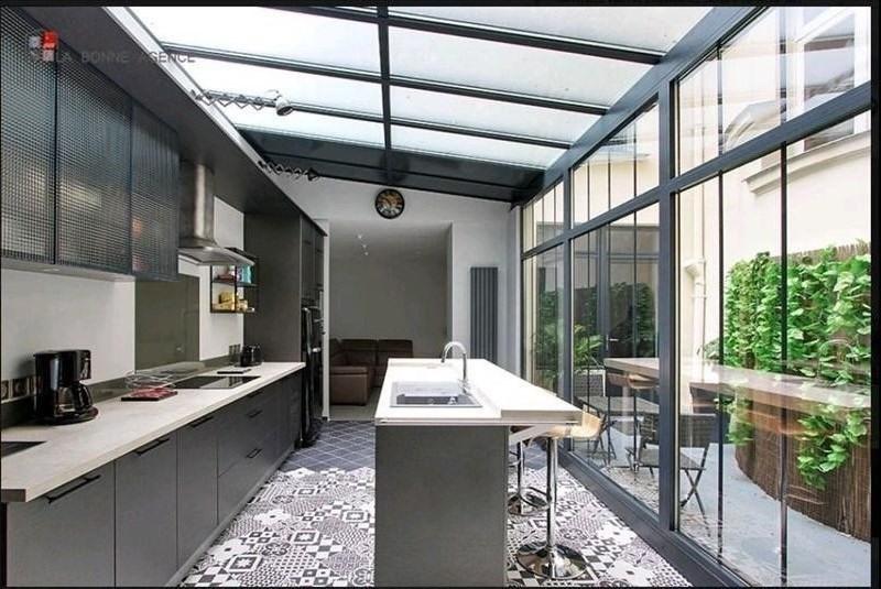 Vente de prestige loft/atelier/surface Paris 16ème 1195000€ - Photo 8