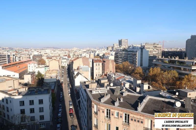 Vente appartement Boulogne billancourt 387000€ - Photo 4