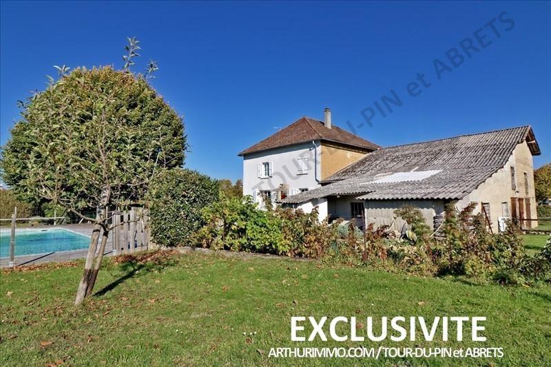 Sale house / villa La tour du pin 399000€ - Picture 1