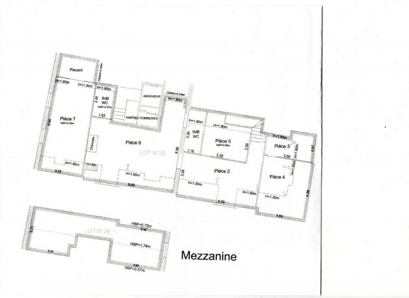 Sale apartment Luz st sauveur 237 400€ - Picture 2