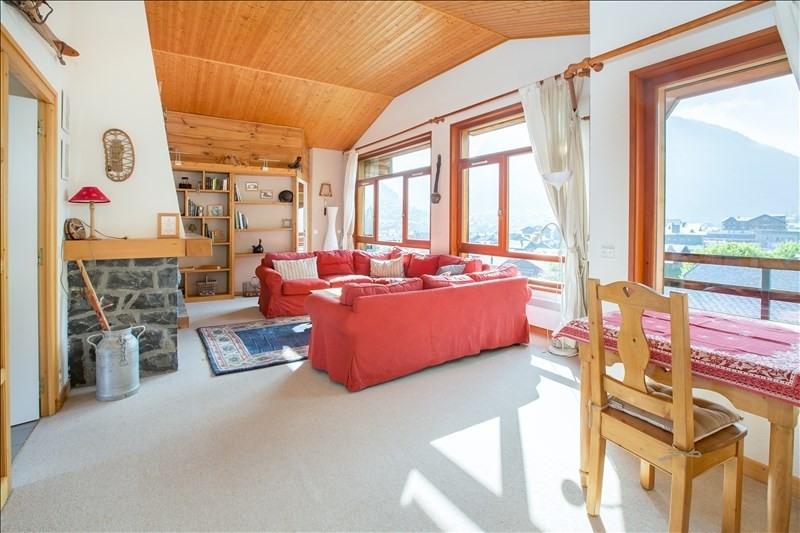 Verkoop van prestige  appartement Morzine 1350000€ - Foto 2