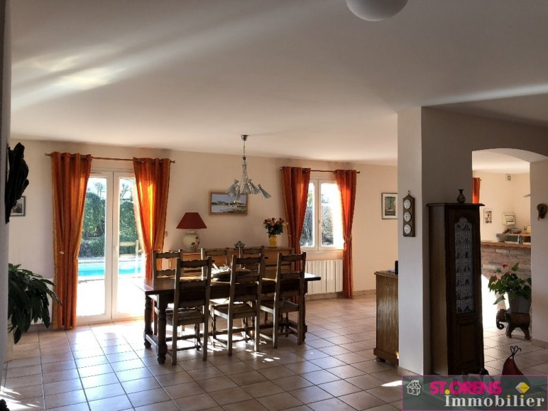 Vente maison / villa Quint-fonsegrives 2 pas 435 000€ - Photo 4