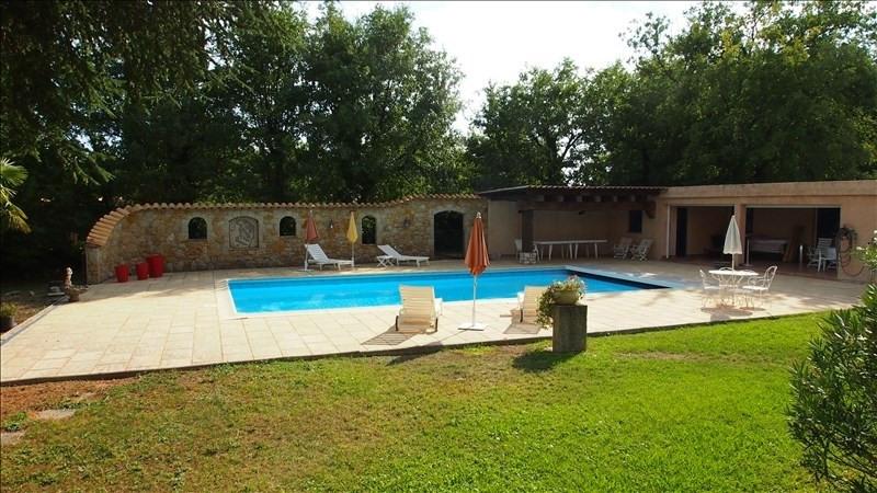 Vente de prestige maison / villa Saint cezaire sur siagne 599550€ - Photo 2